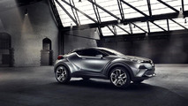 Toyota C-HR crossover will be built in Turkey