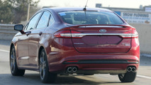 2017 Ford Fusion spy photo