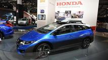 Honda at 2015 IAA