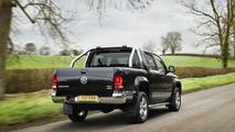 Volkswagen Amarok Ultimate (UK Spec)