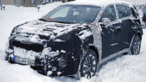 2016 Kia Sportage spied up close