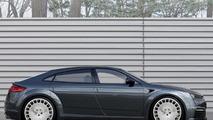 Audi TT Sportback concept gets rendered