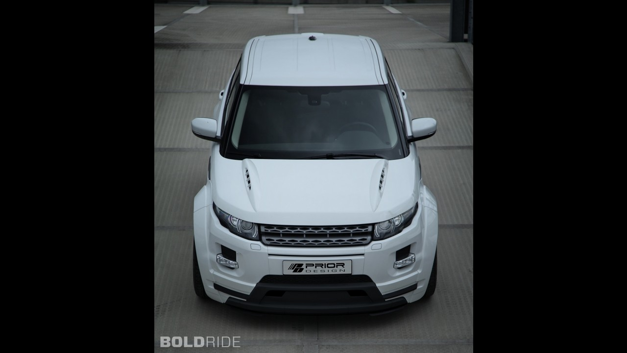 Prior Design Range Rover Evoque PD650 Widebody