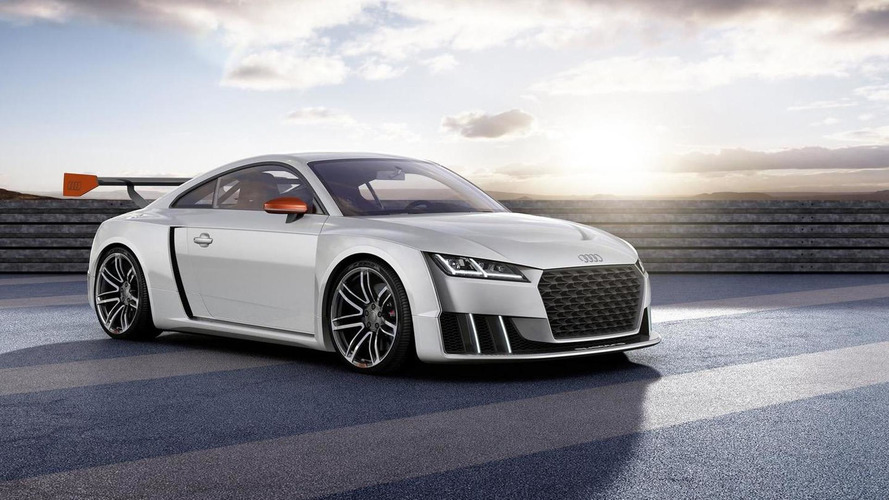 Audi Sport sub-brand above RS models could happen