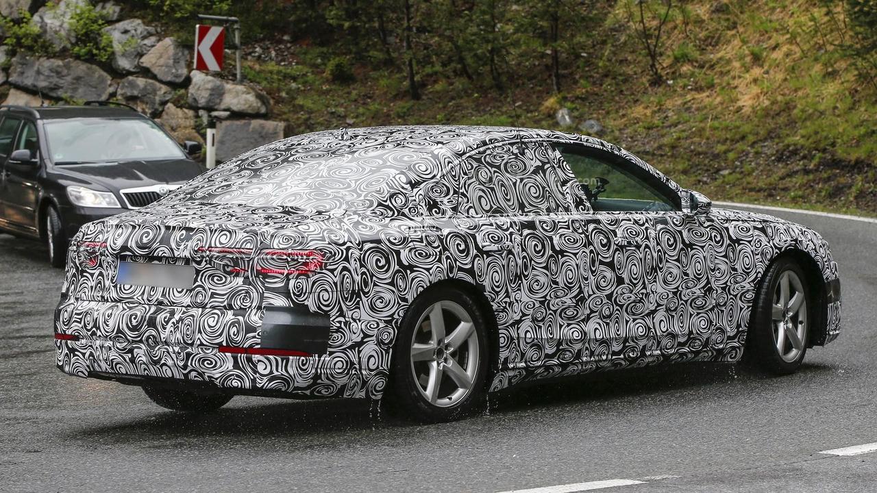VWVortex.com - Spy Photos: Fourth Generation, 2018 Audi A8 (D5)