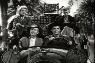 The Beverly Hillbillies Family Truck