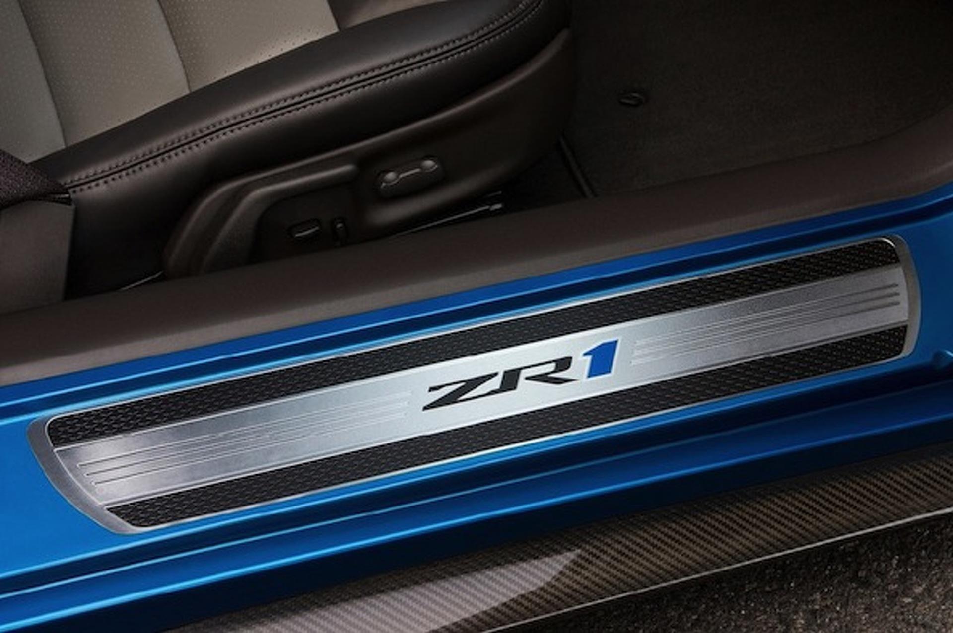 Future Ride: 2015 Chevrolet Corvette Stingray ZR1