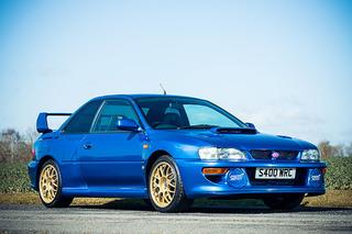 A 'Holy Grail' Subaru Impreza 22B STi is Up for Sale