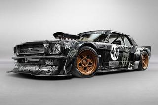 Ken Block's 845HP Mustang is the Most Insane Car at SEMA