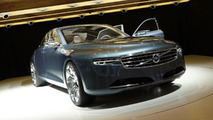Volvo Concept You live in Frankfurt 13.09.2011