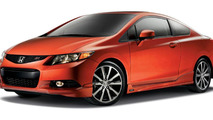 2012 Honda Civic Si Coupe HFP for SEMA - 2.11.2011
