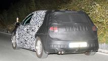 2013 Volkswagen Golf VII spied in Europe