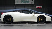 Ferrari 458 Italia tuned by Novitec Rosso