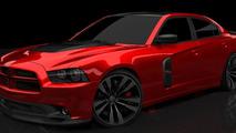 Dodge RedLine Charger concept