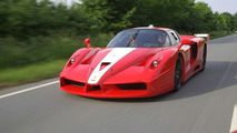 Street Legal Ferrari FXX by Edo