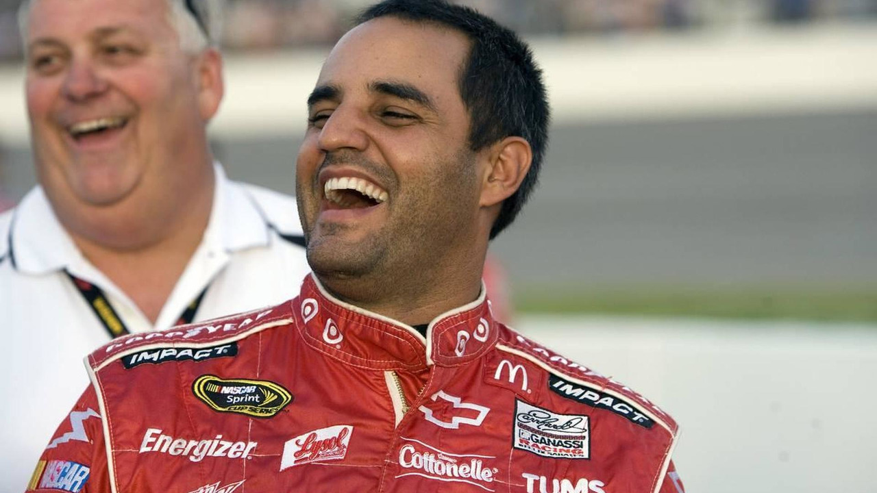 Juan Pablo Montoya - Richmond International Raceway, Richmond 400, NASCAR, Sprint Cup Series, 01.05.2010 Richmond, USA