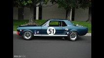 Ford Mustang FIA Racing Car
