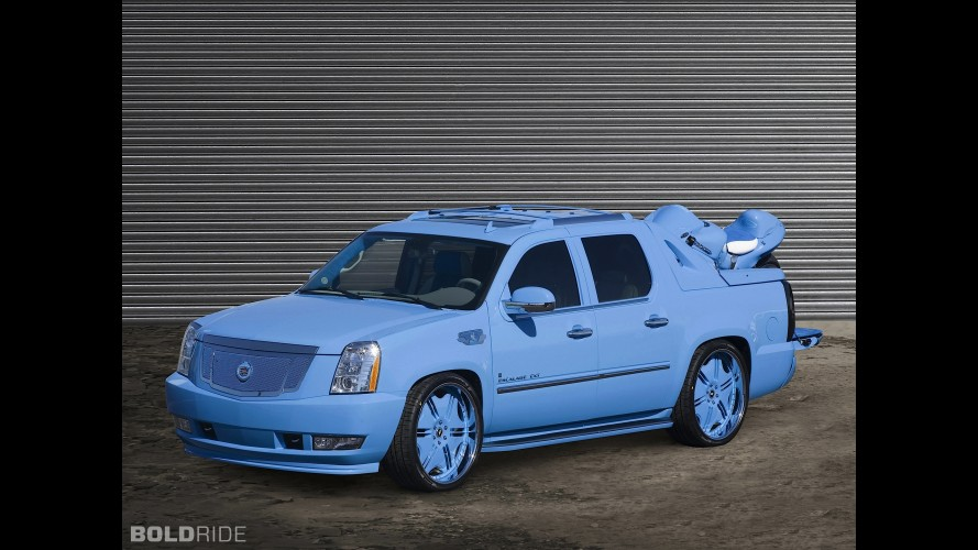 Cadillac Escalade EXT by DUB Magazine