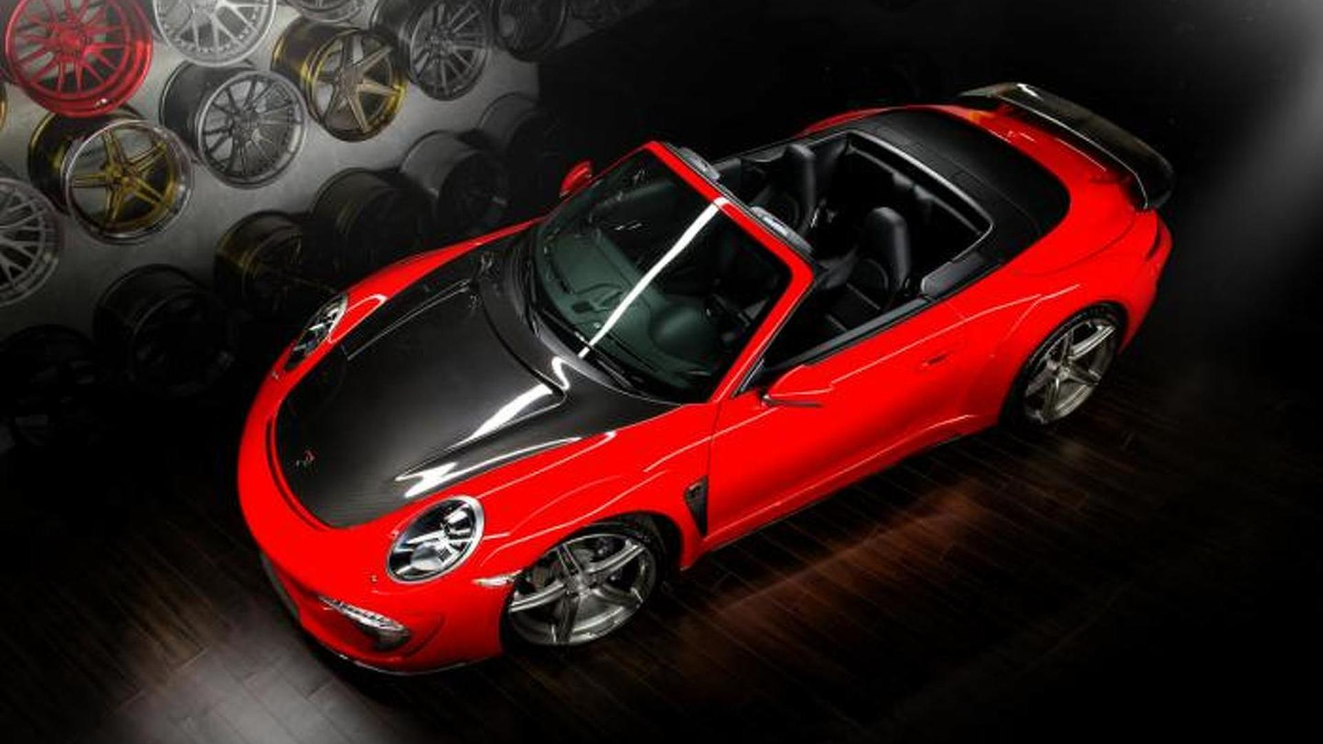 TopCar announces first U.S. Porsche 991 Carrera Stinger
