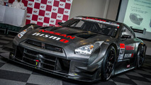 Nissan launches GT-R Nismo GT500 for 2014 Super GT500 class