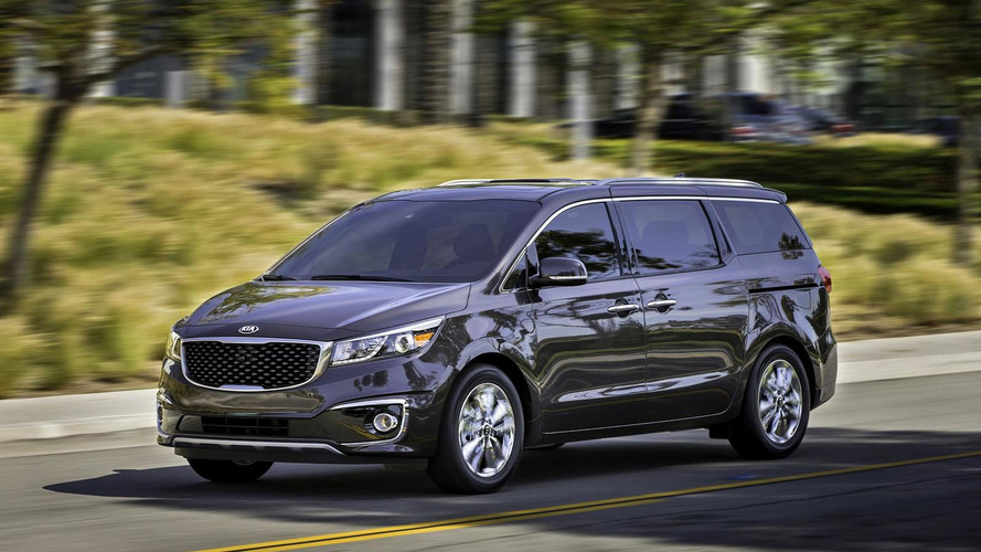 2015 Kia Sedona pricing announced (US)