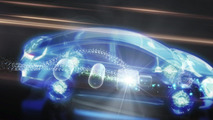 Toyota Fuel Cell Hybrid Vehicle concept headed to Frankfurt
