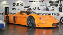 Maserati MC12 Corsa by Edo Competition up for sale, costs 1.395 million euros