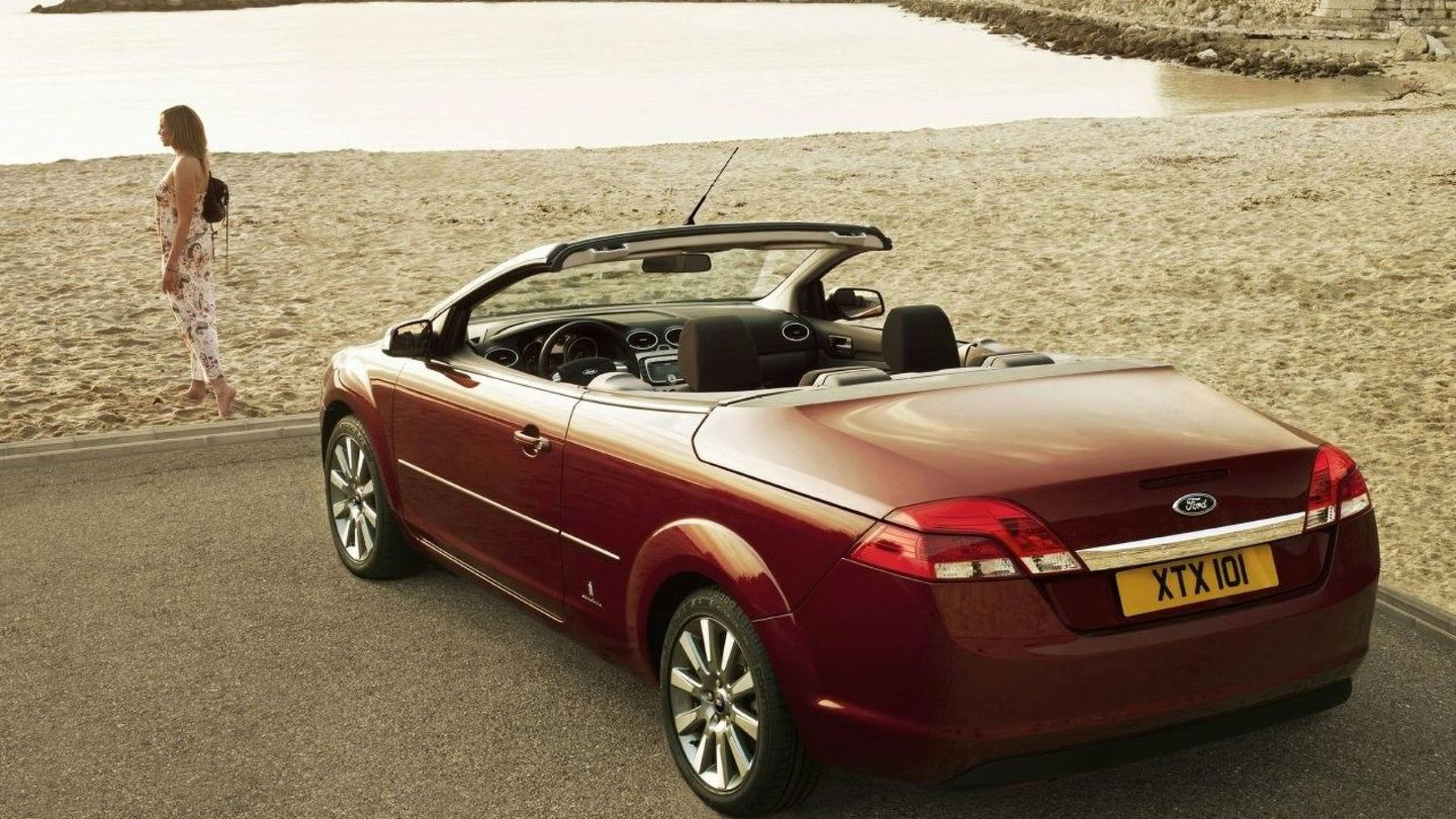 2008 Ford Focus Coupe-Cabriolet Facelift Revealed