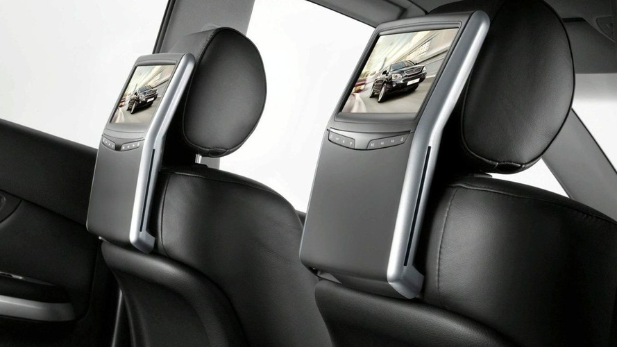 Lexus RX Gets New Entertainment System in UK