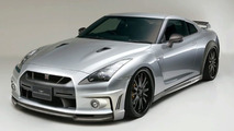 Wald Shows their Nissan GT-R Kit Chops