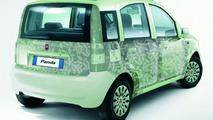 Fiat Panda Aria concept car