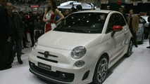 Fiat 500 Abarth World Debut at Geneva Motor Show