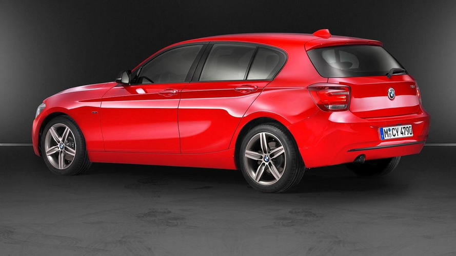 BMW releases more footage of the 2012 1-Series in action [video]