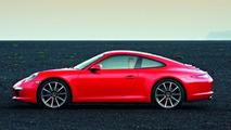 2012 Porsche 911 (991) leaked