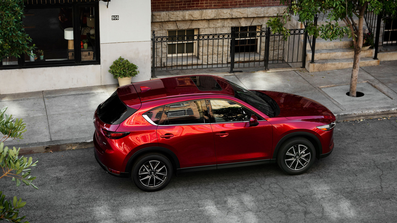 Mazda CX-5 diesel nears Canadian release, makes stop at Toronto show
