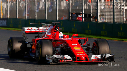 Formule 1 - Vettel fait briller Ferrari à Melbourne