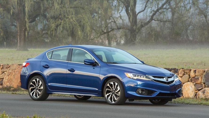 2016 Acura ILX pricing announced