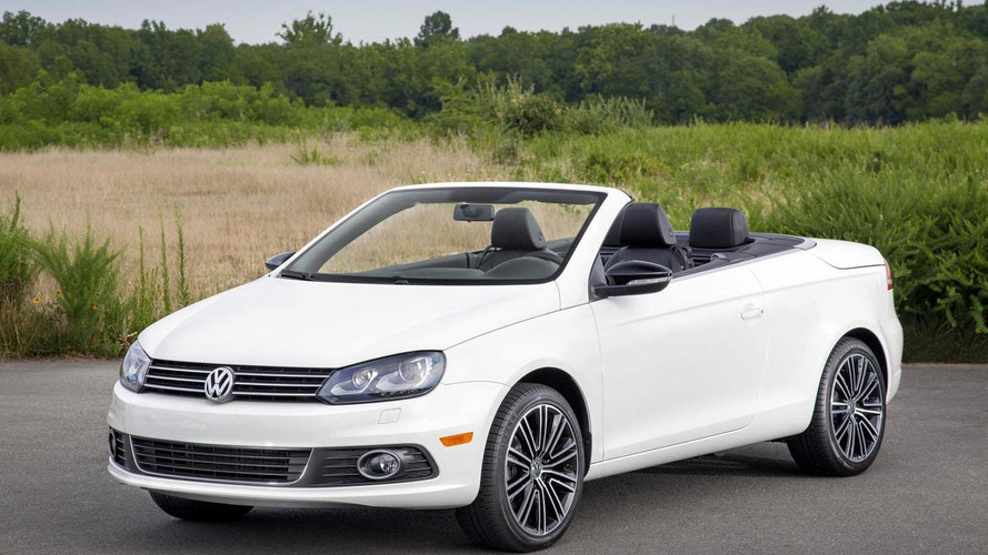 Volkswagen Eos Final Edition announced, will be dropped after this year