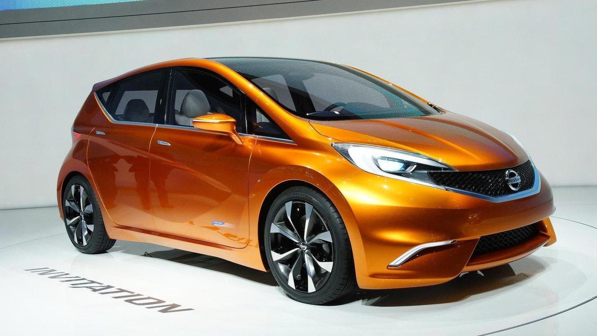 Nissan preparing Golf, Focus rival due in 2014 - report