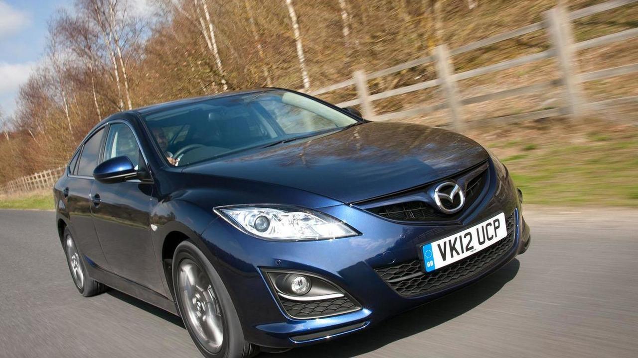 Mazda6 Venture edition 13.4.2012