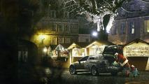 Even Santa wants a Jag XF Sportbrake