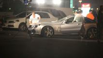 Facelifted Mercedes SL Caught On Dubai Photo Shoot