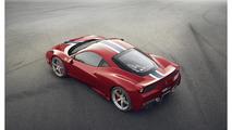 Ferrari 458 Speciale world debut in Frankfurt [videos]
