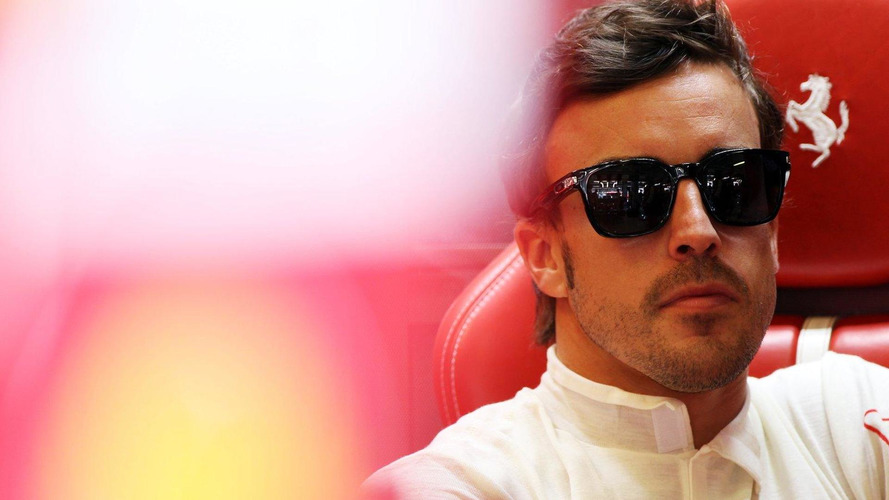 Ferrari issues rebuke as Alonso loses patience