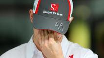 Hulkenberg admits 2014 Lotus seat now unlikely