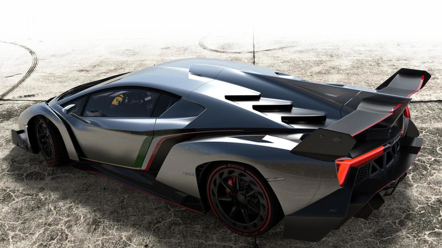 Lamborghini Veneno already up for sale?