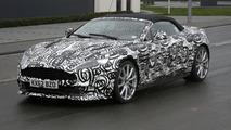 Aston Martin Vanquish Volante spy photo 22.05.2013
