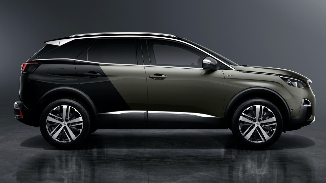 2017 opel grandland x spied as a peugeot 3008 in disguise. Black Bedroom Furniture Sets. Home Design Ideas