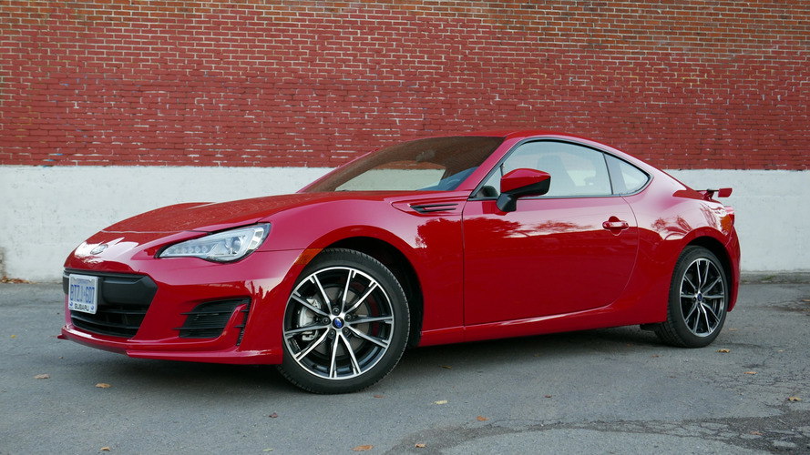 Review: 2017 Subaru BRZ