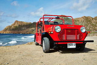 The World's Cutest Little Beach Buggy is Heading Back to Market
